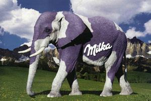 La elefanta Pelusa